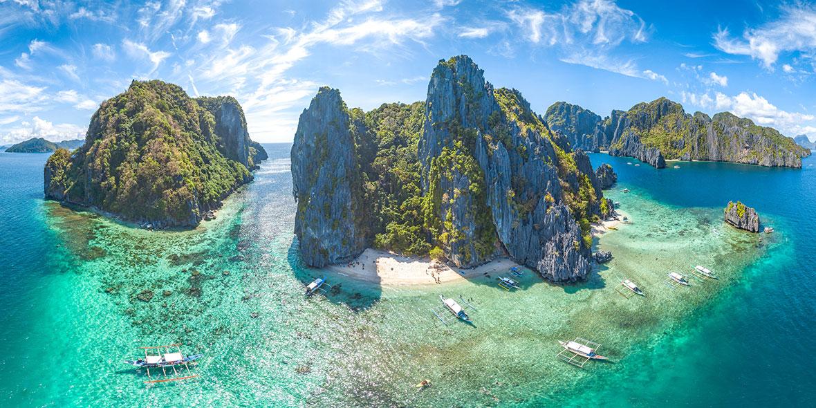 10 hòn đảo đẹp nhất châu Á