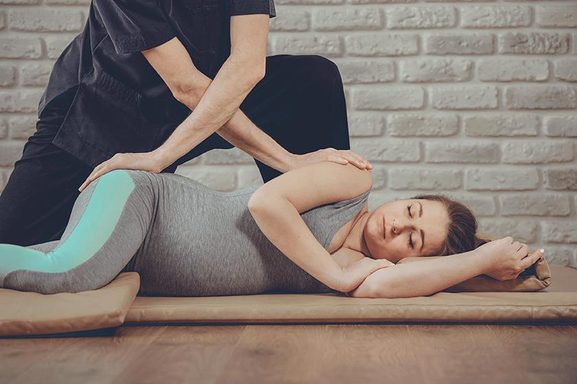 Massage không ảnh hưởng đến thai nhi nếu massage đúng cách