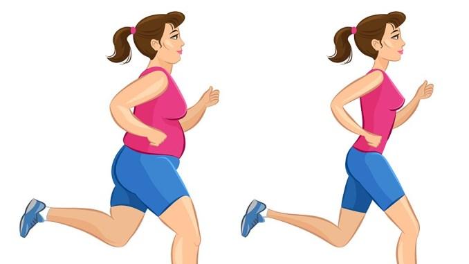 Chạy bộ là phương pháp tốt cho việc giảm cân