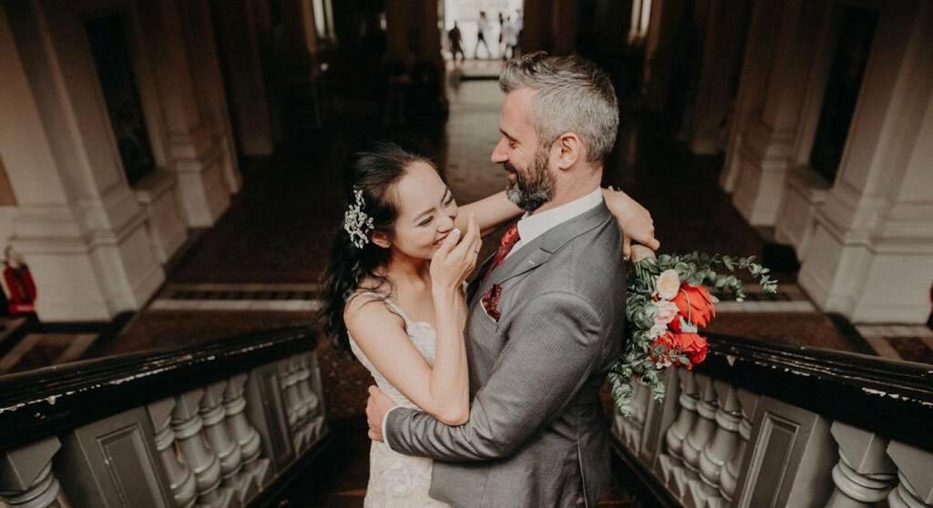 Cuộc hôn nhân của cô gái Việt và thầy giáo Ireland
