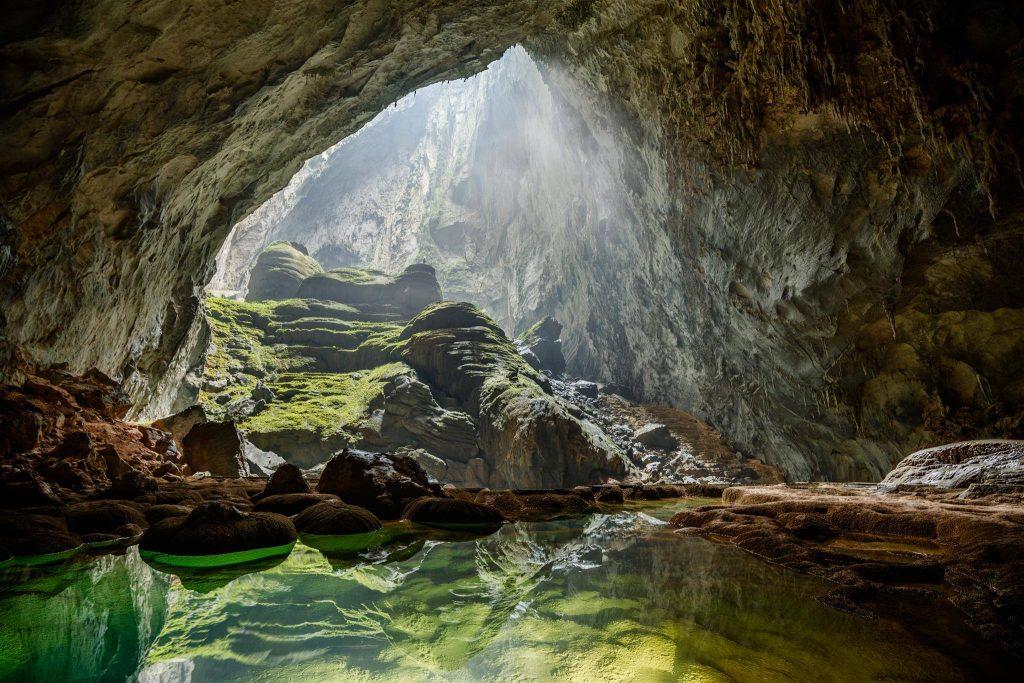 Sơn Đoòng, không chỉ lớn nhất ở Quảng Bình mà còn được cho là hang động lớn nhất thế giới