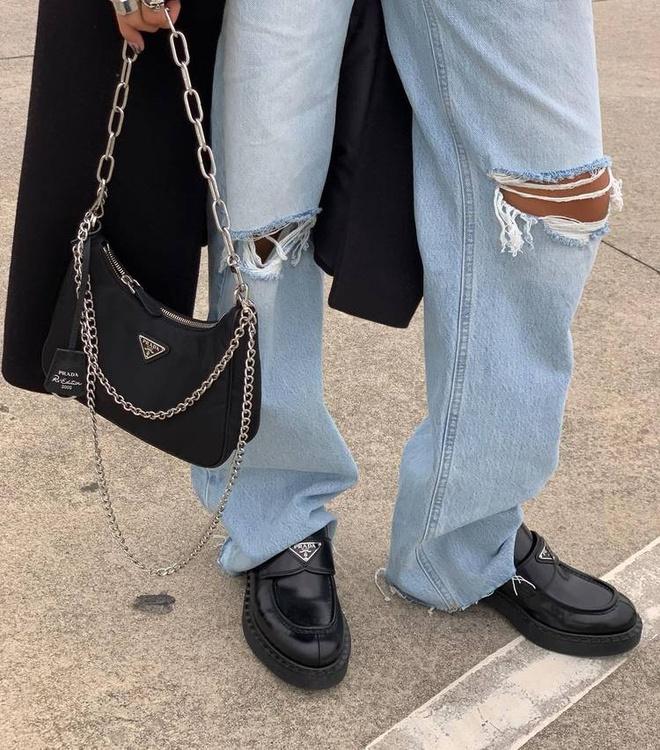 Quần Jeans trợ thủ đắc lực của con gái trong cuộc sống đời thường
