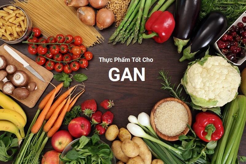 Những thực phẩm tốt cho gan bạn nên biết để bảo vệ cơ thể