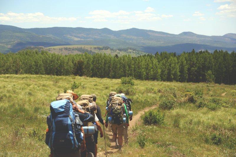 Trekking, phong cách du lịch mạo hiểm